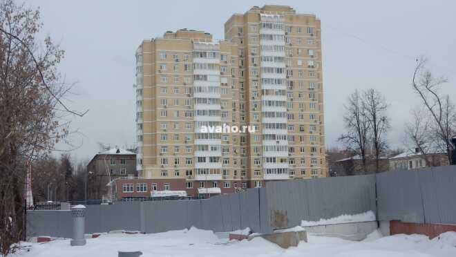ЖК Дом на ул. Бориса Жигуленкова